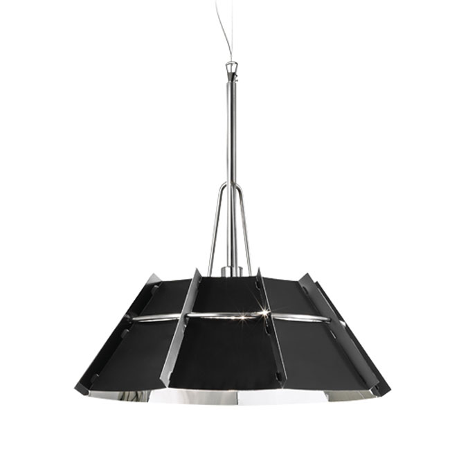 Slamp Chapeau Suspension Ø 58 cm 1 Ampoule