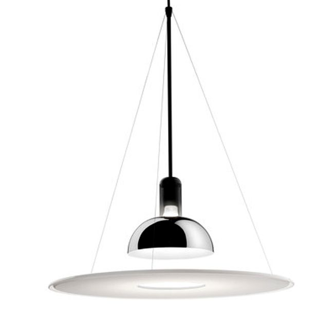 Flos Suspension Frisbi LED 8W Ø 60 cm
