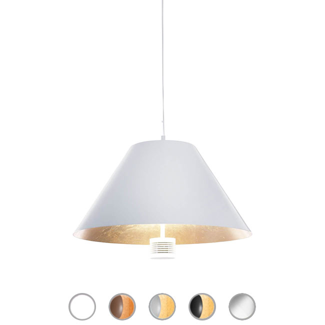 Antonangeli lampe à suspension Cinemà-C3 LED 13W Ø 22 cm