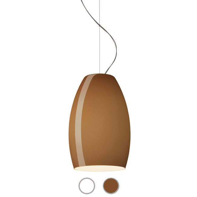 Foscarini Lampe à suspension Buds LED 21W Ø 26 cm