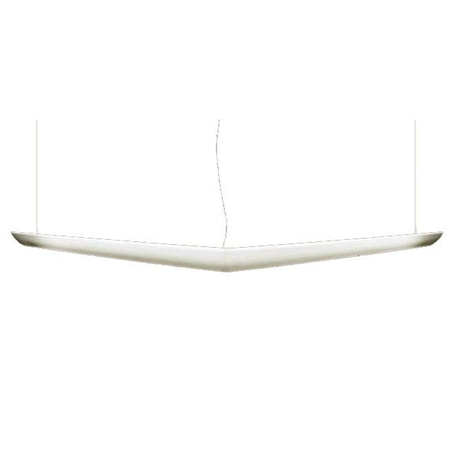 Artemide Architectural Suspension Mouette 4 lumières G5 L 255 cm
