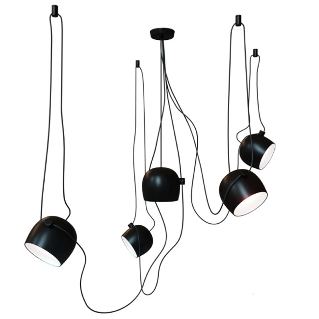 Cm À Ø Luci 24 Flos 3 Aim 5 Led Lampe Suspension 80w iXZuPk