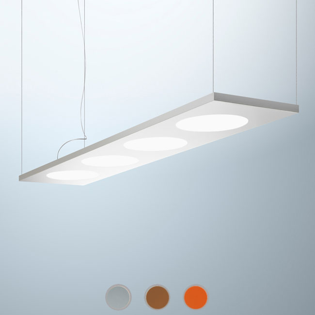 Foscarini suspension Dolmen L 180cm LED 47W
