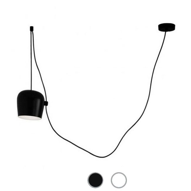 Flos Lampe à Suspension Aim LED 16W Ø 24,3