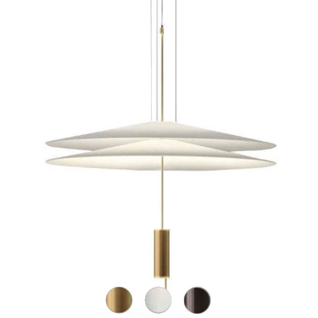 Vibia Lampe a Suspension Flamingo LED 11,2W Ø 70 cm