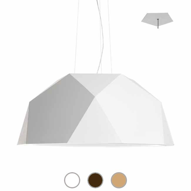 Fabbian Suspension Crio 1 lumiére E27