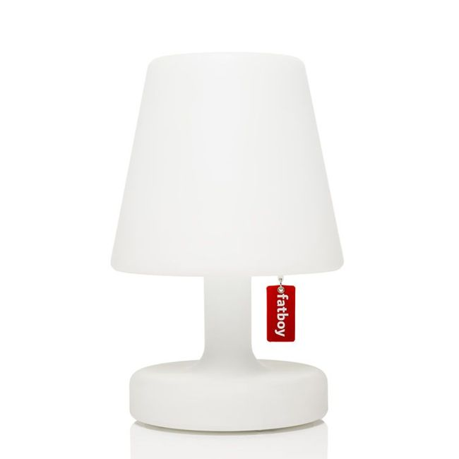 Lampe à poser rechargeable Fatboy Edison The Petit LED 1 W H 25 cm Dimmable