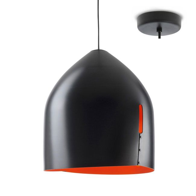 Fabbian Suspension Oru 1 Lumières E27 Ø 37,5 cm