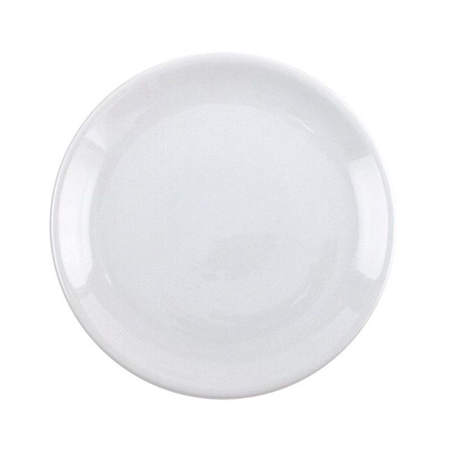 Driade The White Snow  Assiette à dîner set 6 Ø 27,5 cm