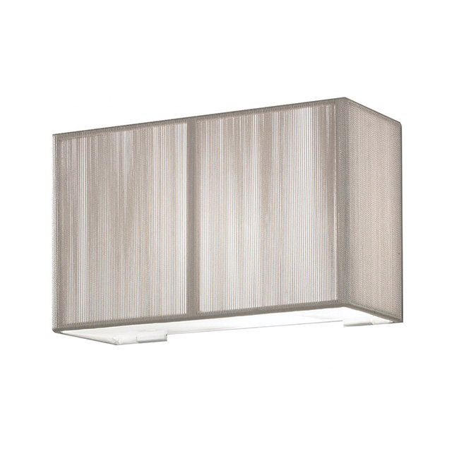 Axo Light Applique Clavius 1 luce E14 L 30 cm