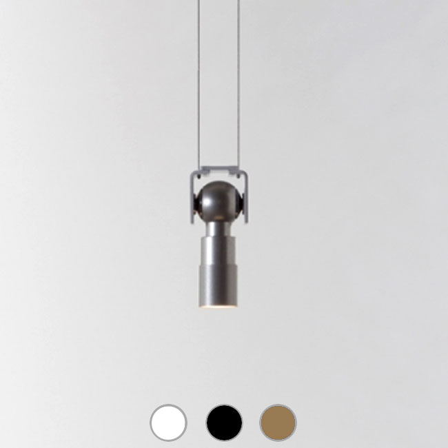 Antonangeli Contatto Suspension LED 18W H 10x3,5 cm
