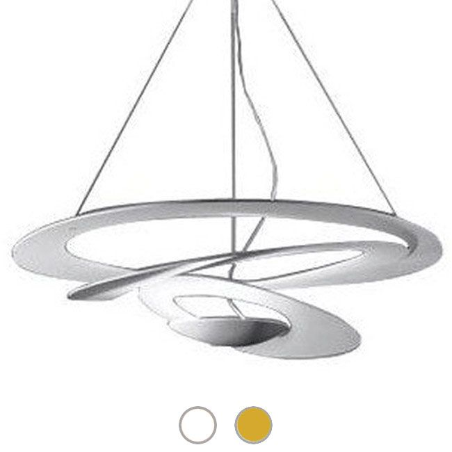 Artemide Lampe à Suspension Pirce Micro LED 27W Ø 48 cm dimmable
