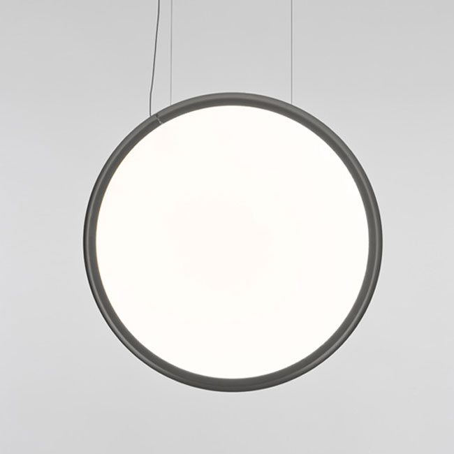 Artemide Discovery Vertical Suspension LED 63W Ø 100 cm Dimmable