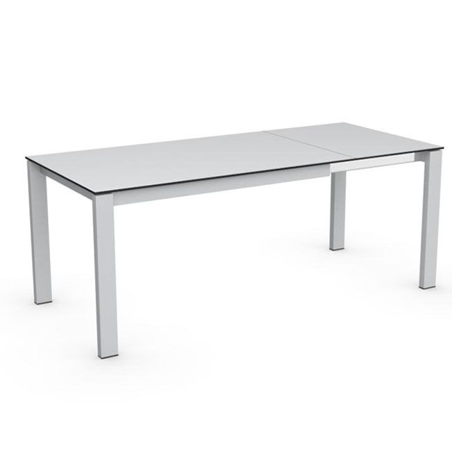 Connubia calligaris baron table extensible 130 190 cm for Calligaris baron