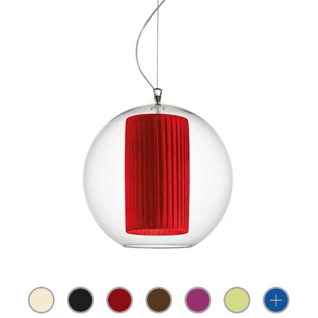 Modoluce Lampe à suspension Bolla Medium / Big 1 licht E27