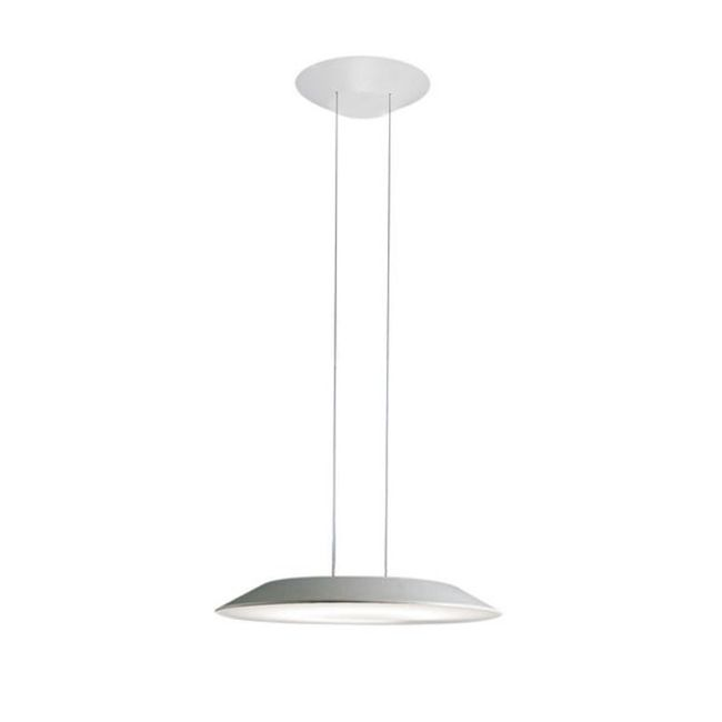 Artemide Float Circolare Suspension Ø55 1 Ampoule Différents Couleurs