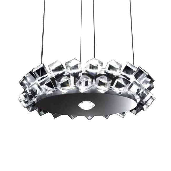 Cini & Nils Collier Due Suspension LED 29W Ø 32 cm Dimmable