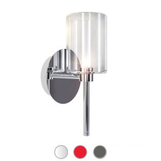 Axo Light Lampe de mur Spillray LED G4 1 Lumière H 29,3 cm