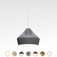 Marset lampe à suspension Pleat Box-24 1 luce E14 Ø 21 cm