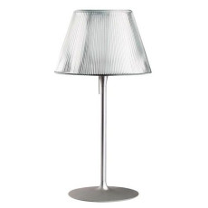 Flos Lampe de table Romeo Moon T1 1 Lumiére E27 H 66,5 cm