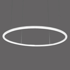 Artemide lampe à suspension Alphabet of light circular LED dimmable
