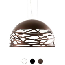 Studio Italia Design Lampe à suspension Kelly Medium 3 lumières E27 Ø 60 cm