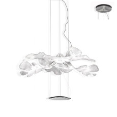Artemide Suspension Chlorophilia LED 44W Ø 78 cm