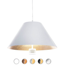 Antonangeli lampe à suspension Cinemà-C2 LED 17W Ø 55 cm