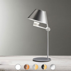 Antonangeli lampe de table Cinemà-T1 LED 13W H 55 cm