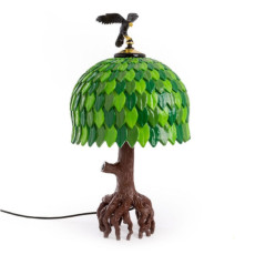 Seletti Lampe de table Tiffany Tree Lamp LED H 73 cm dimmable
