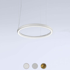 Marchetti lampe à suspension Materica Circle dw LED 45W Ø 60 cm