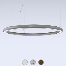 Marchetti lampe à suspension Materica Circle dw LED 90W Ø 120 cm