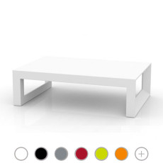Vondom table basse Frame H 35 cm Basic