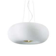 Ideal Lux Lampe à Suspension Arizona 5 Lumières GX53 Ø 52cm
