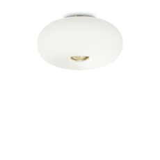 Ideal Lux Plafond / Applique Arizona 5 Lumières GX53 Ø 50cm