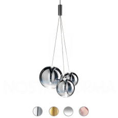 Studio Italia Design Lampe à suspension Random LED 3W L 29 cm