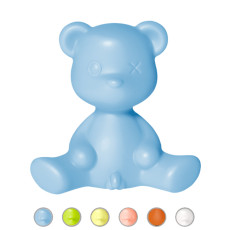 Qeeboo lampe de table Teddy Boy Indoor Plug H 32cm