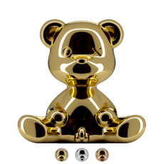 Qeeboo lampe de table Teddy Boy Metal Indoor Plug H 32cm