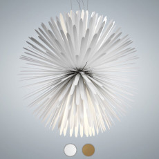 Foscarini Suspension Sun Light of Love My Light LED 41W Ø 65 cm Dimmable avec Bluetooth