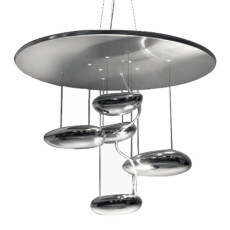 Artemide Mercury Mini SuspensionLED Ø70 1 Ampoule Dimmerable