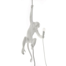 Seletti Lampe à suspension Monkey LED