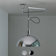 Nemo lampe à suspension AS41Z 1 luce E27 QT-32 Ø 40 cm