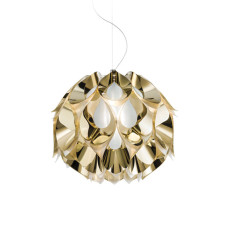 Slamp Flora Suspension Moyenne L50 42W cm FLUO-Or