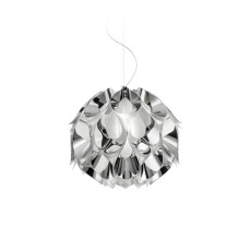 Slamp Flora Suspension Small L36 42W cm FLUO-Argent