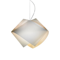 Slamp suspension Gemmy Gold 1 lumière E27 L 42 cm