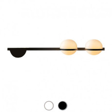 Vibia Applique Palma LED 18.4W L 120 cm dimmable