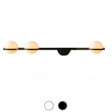 Vibia Applique Palma LED 27.6W L 195 cm dimmable