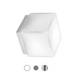 Ai Lati Lights Applique / Plafonnier Dado Magneto 1 Lumières E27 IP40