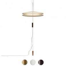 Vibia Lampe a Suspension 1515 Flamingo LED 11,2W Ø 70 cm