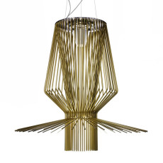 Foscarini Suspension Allegro Assai 2 lumières Ø 136 cm